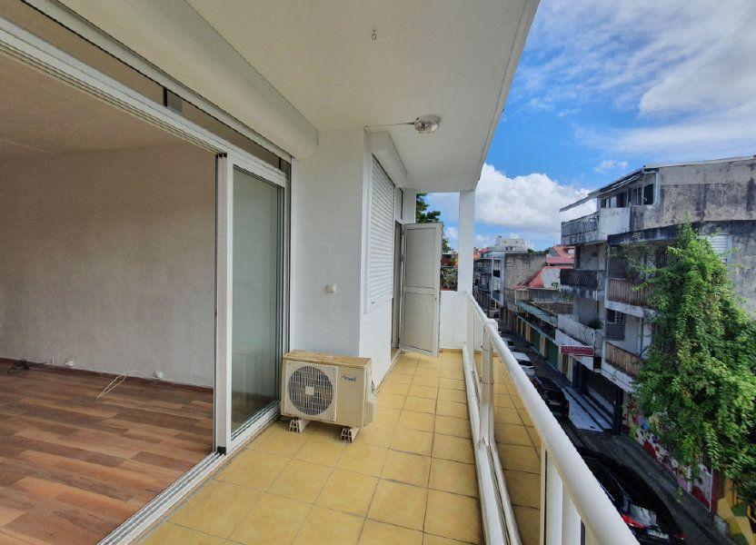 Appartement à vendre 63.19m2 à Pointe-à-Pitre