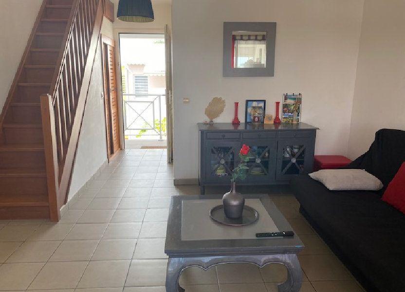 Appartement à louer 33.4m2 à Saint-François