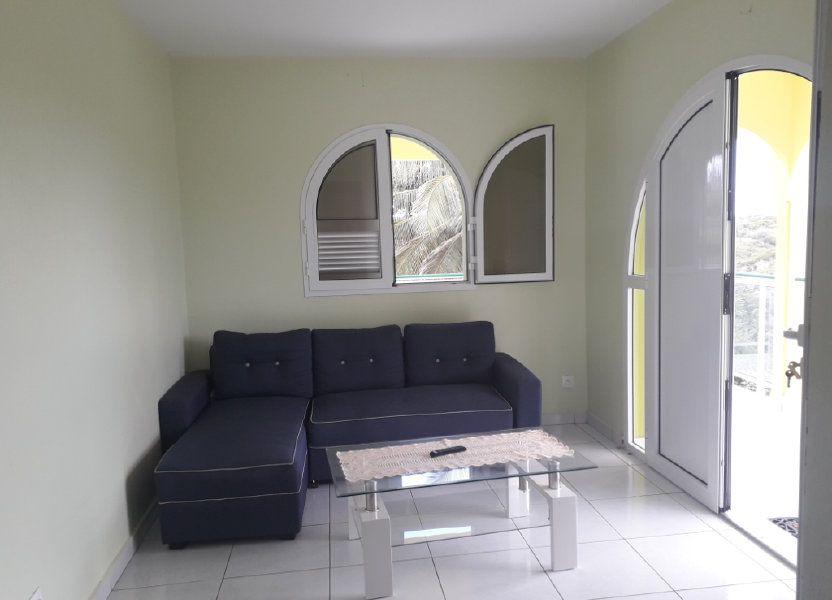 Appartement à louer 40m2 à Sainte-Anne