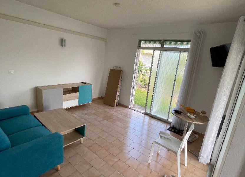 Appartement à louer 40m2 à Le Gosier