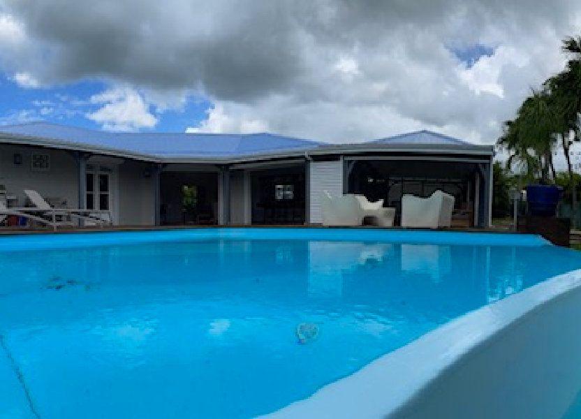 Maison à vendre 150m2 à Baie-Mahault
