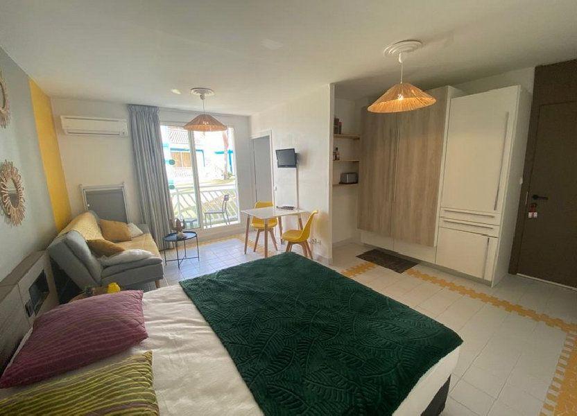 Appartement à louer 25.25m2 à Saint-François