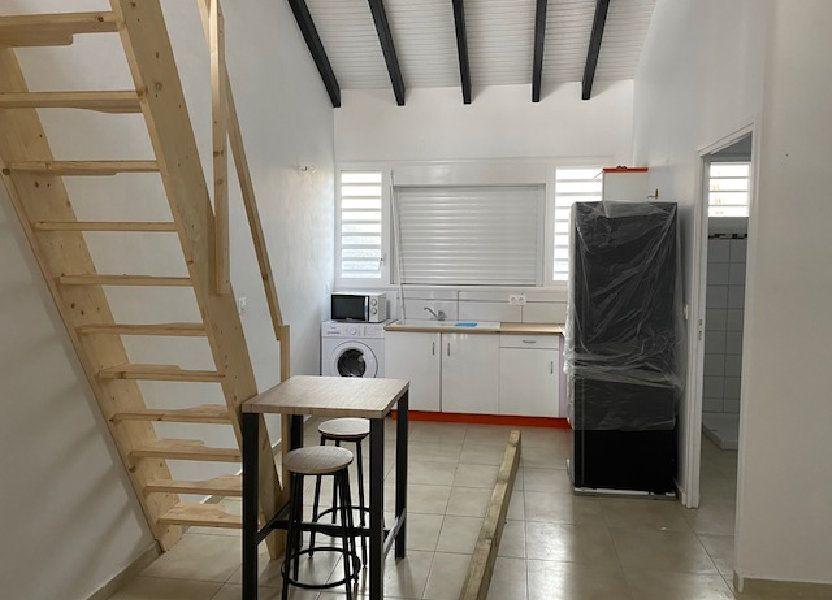 Appartement à louer 36m2 à Les Abymes