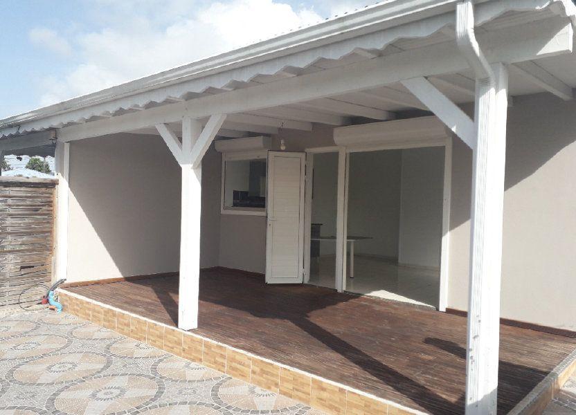 Maison à louer 37m2 à Le Moule