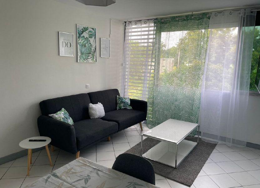 Appartement à louer 47m2 à Les Abymes