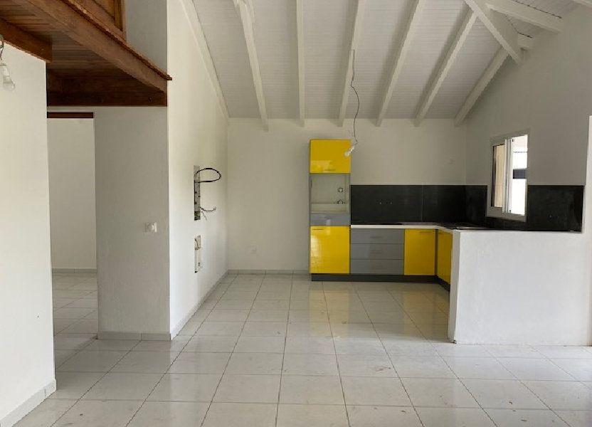 Appartement à louer 71.65m2 à Sainte-Anne