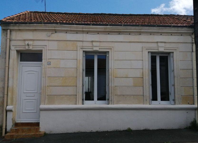 Maison à louer 63.72m2 à Rochefort