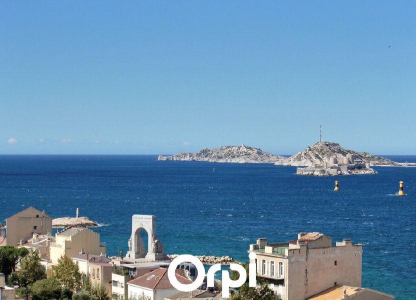 Maison à vendre 90m2 à Marseille 7