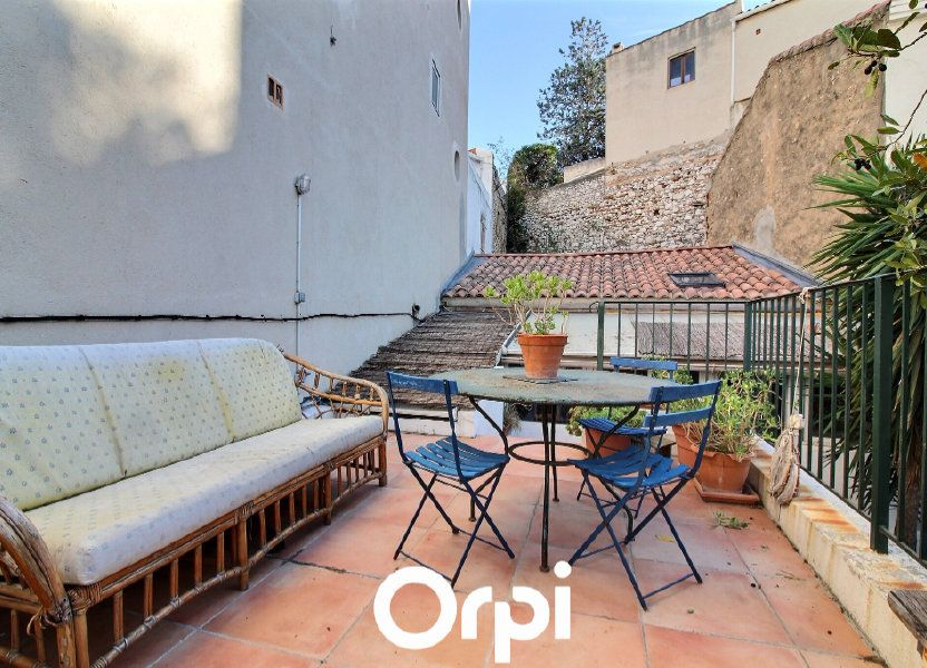 Maison à vendre 75m2 à Marseille 7