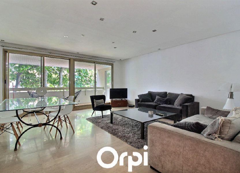 Appartement à vendre 125m2 à Marseille 8