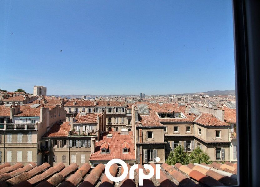 Appartement à louer 10m2 à Marseille 6