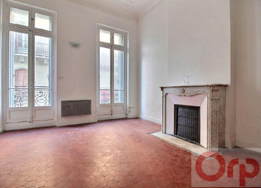 Appartement à louer 23m2 à Marseille 8