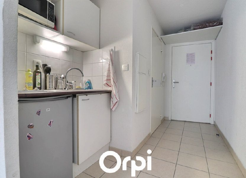 Appartement à vendre 19.3m2 à Marseille 6