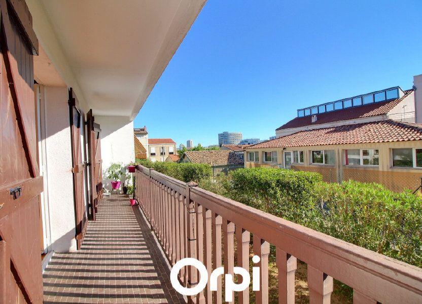 Appartement à vendre 38.7m2 à Marseille 8