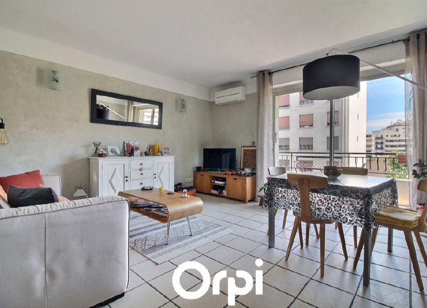 Appartement à vendre 69.17m2 à Marseille 6