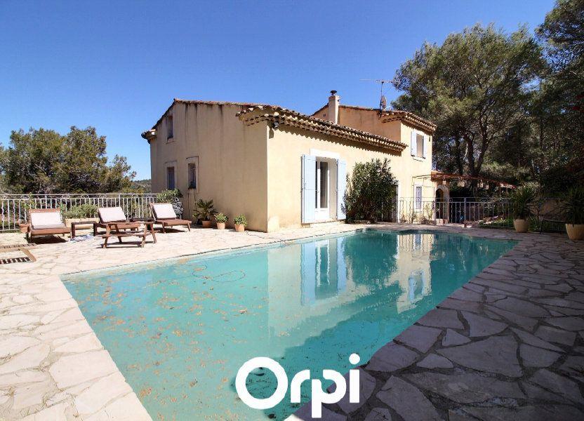 Maison à vendre 160m2 à Rognes