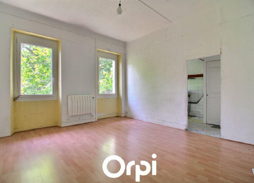 Appartement à vendre 30m2 à Marseille 4