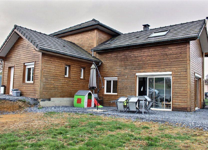 Maison à vendre 117.5m2 à Simacourbe