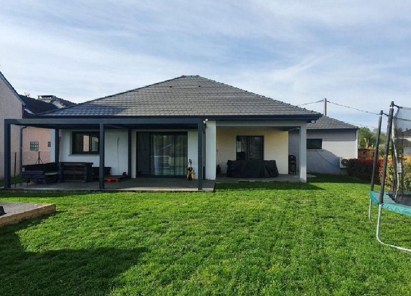 Maison à vendre 145.75m2 à Nousty