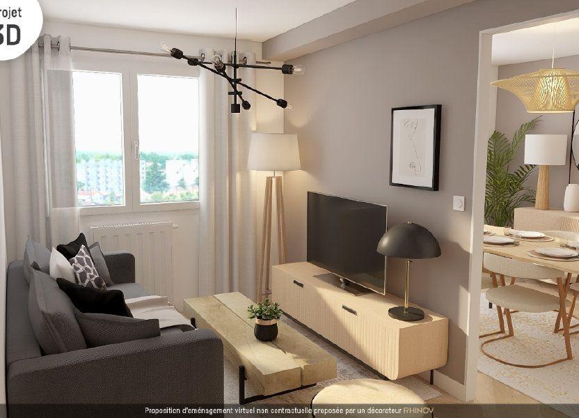 Appartement à vendre 36.42m2 à Pau