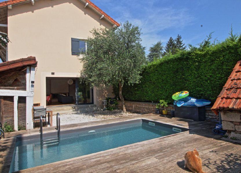 Maison à vendre 176m2 à Givry