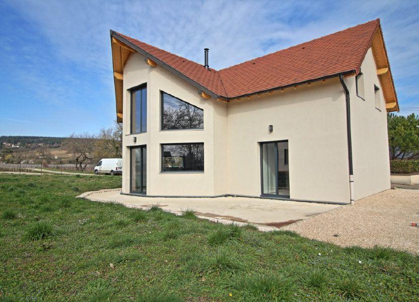 Maison à vendre 158m2 à Givry