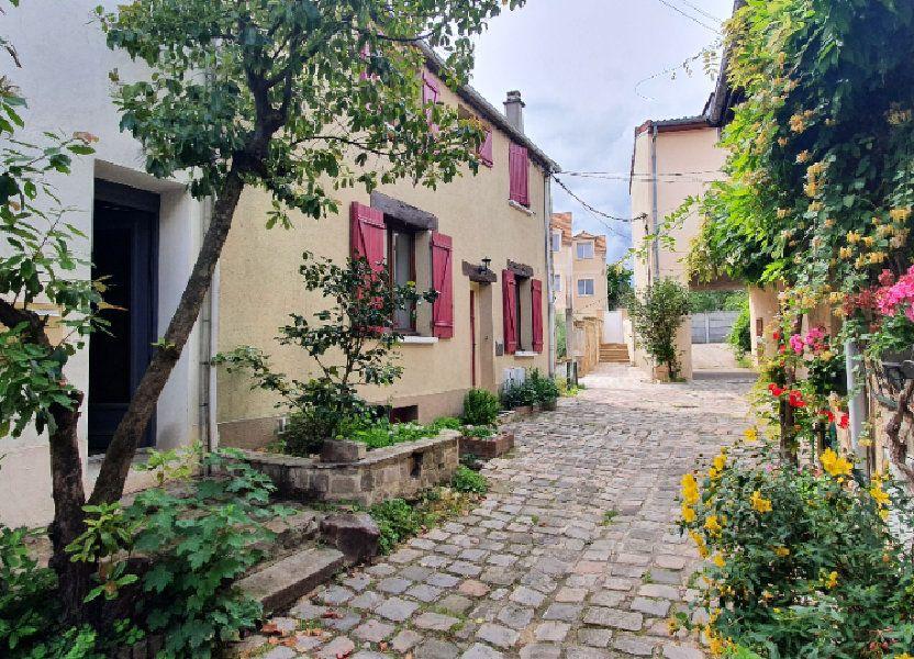 Appartement à vendre 120m2 à Saulx-les-Chartreux