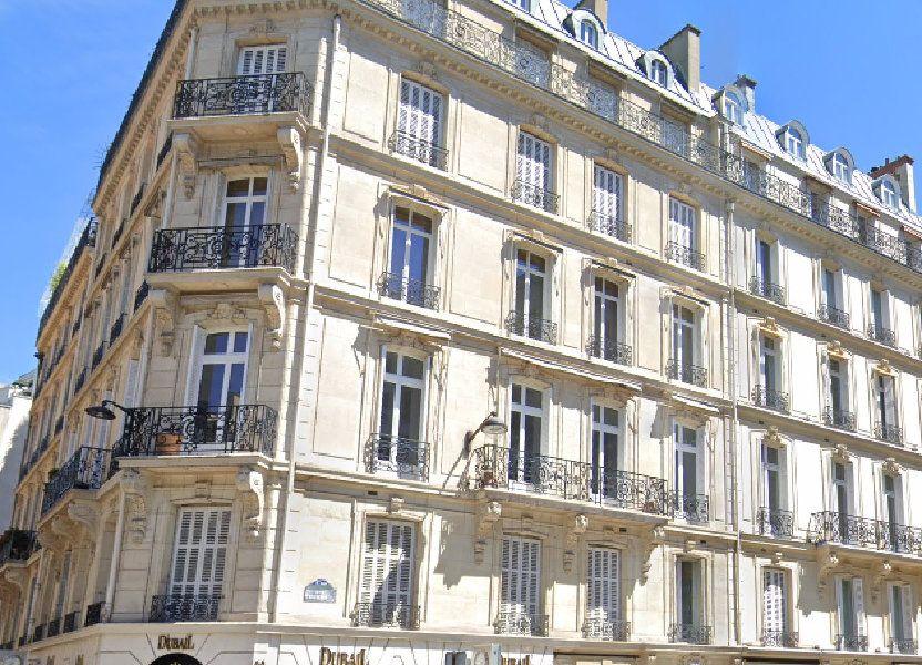 Appartement à louer 8.2m2 à Paris 8