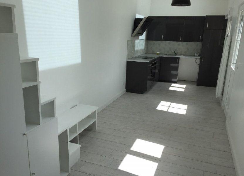 Appartement à louer 27m2 à Boussy-Saint-Antoine