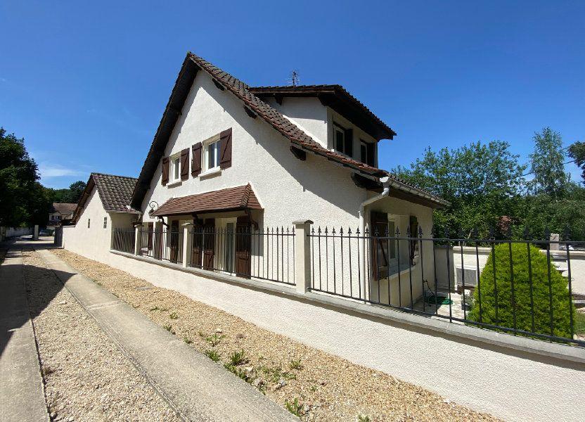 Maison à vendre 128m2 à Boussy-Saint-Antoine