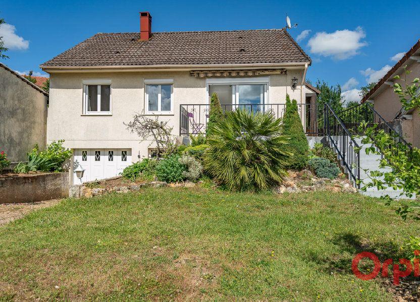 Maison à vendre 73m2 à Varennes-Jarcy