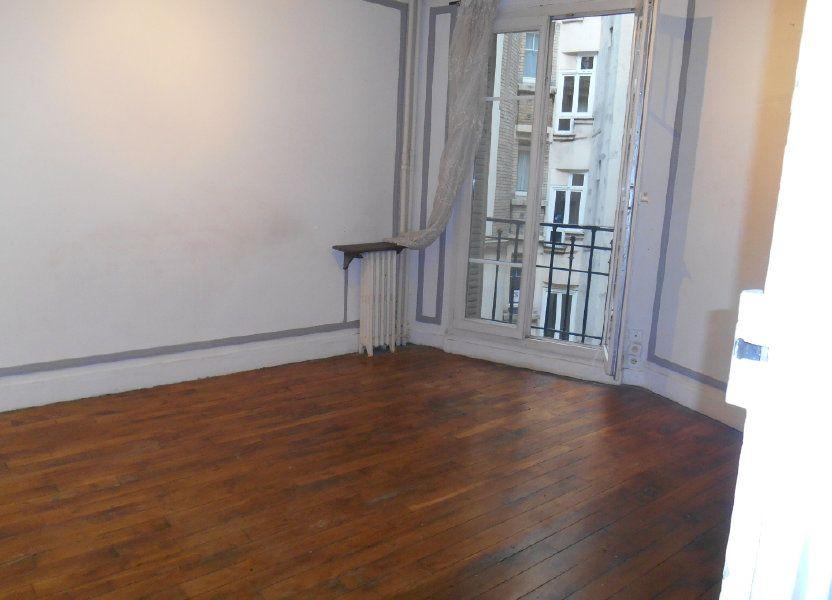 Appartement à vendre 34.3m2 à Paris 20