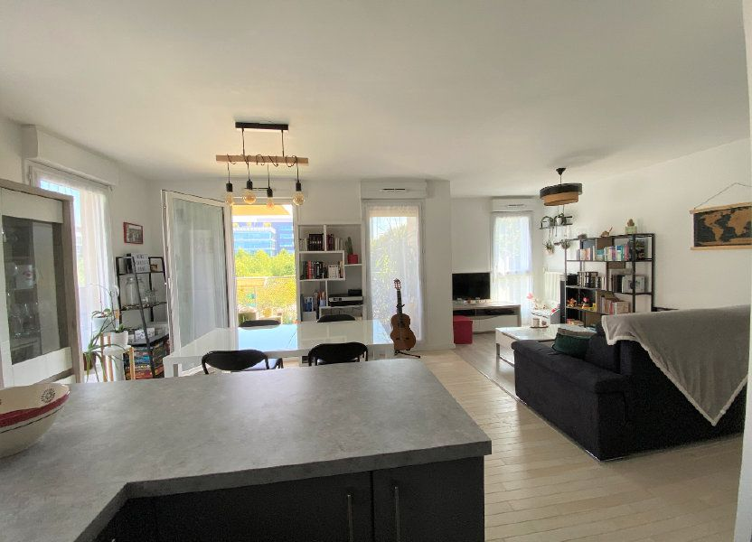 Appartement à vendre 74.8m2 à Massy