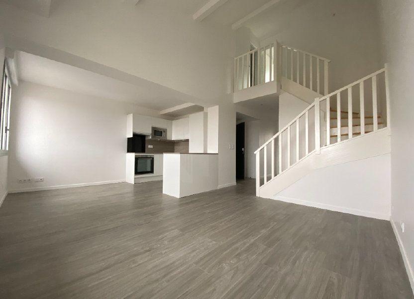 Appartement à vendre 60.6m2 à Massy