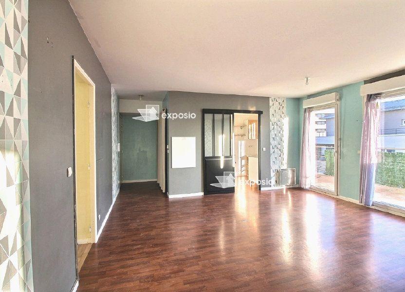 Appartement à vendre 77.59m2 à Corbeil-Essonnes