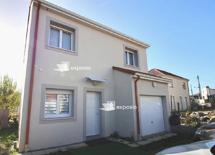 Maison à vendre 82.47m2 à Corbeil-Essonnes