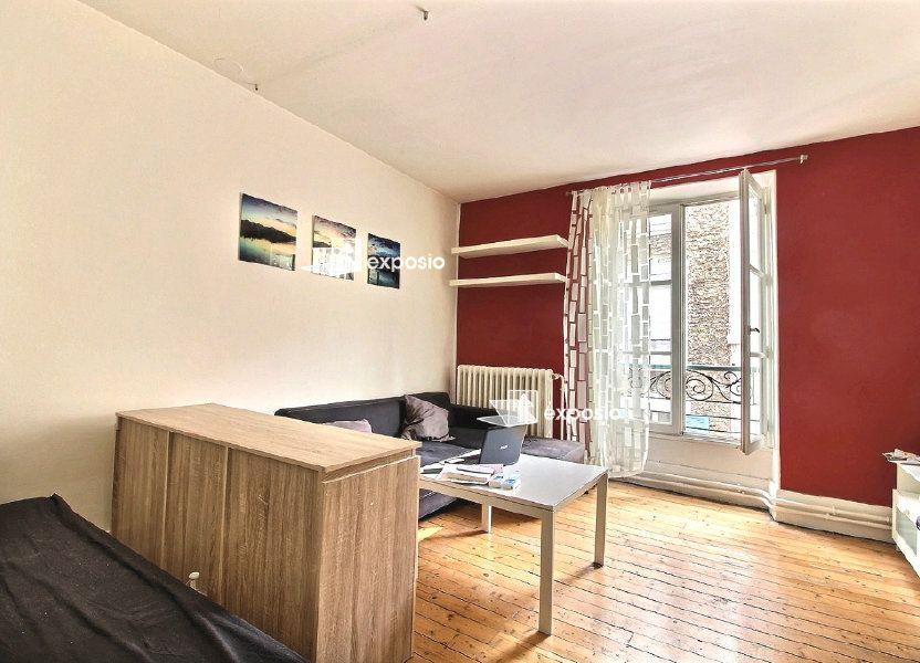 Appartement à vendre 34.69m2 à Corbeil-Essonnes