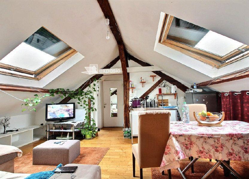 Appartement à vendre 28m2 à Corbeil-Essonnes