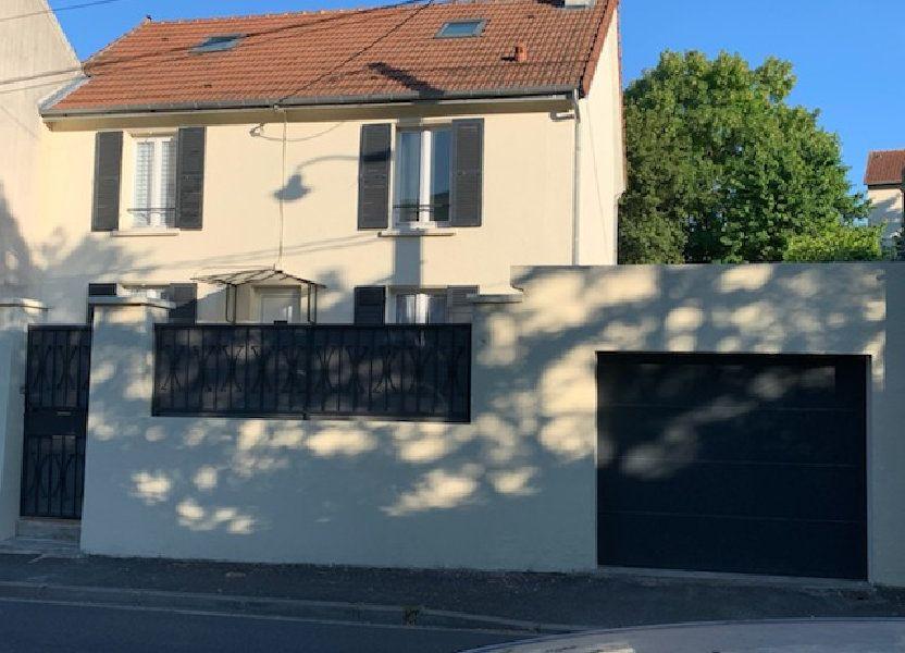 Maison à vendre 120m2 à Corbeil-Essonnes