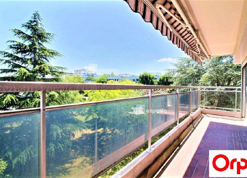 Appartement à vendre 78.98m2 à Évry