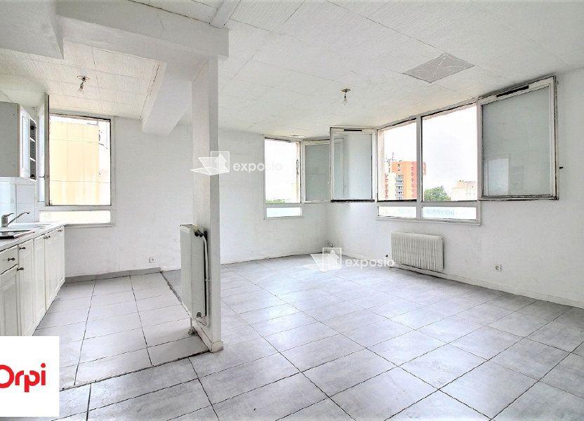 Appartement à vendre 46.47m2 à Évry