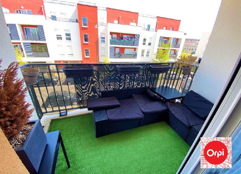 Appartement à vendre 62m2 à Corbeil-Essonnes