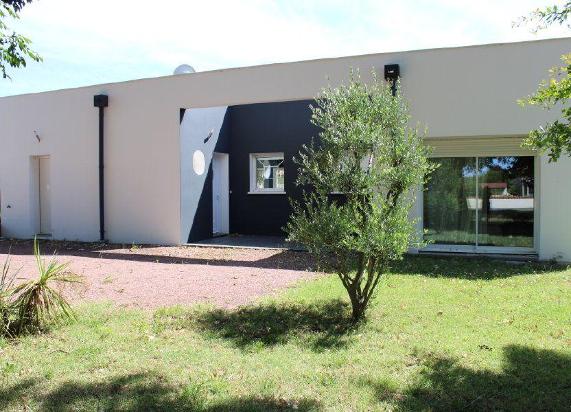 Maison à vendre 128m2 à Bourcefranc-le-Chapus
