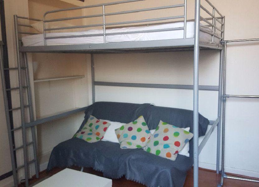 Appartement à louer 22.26m2 à Lille