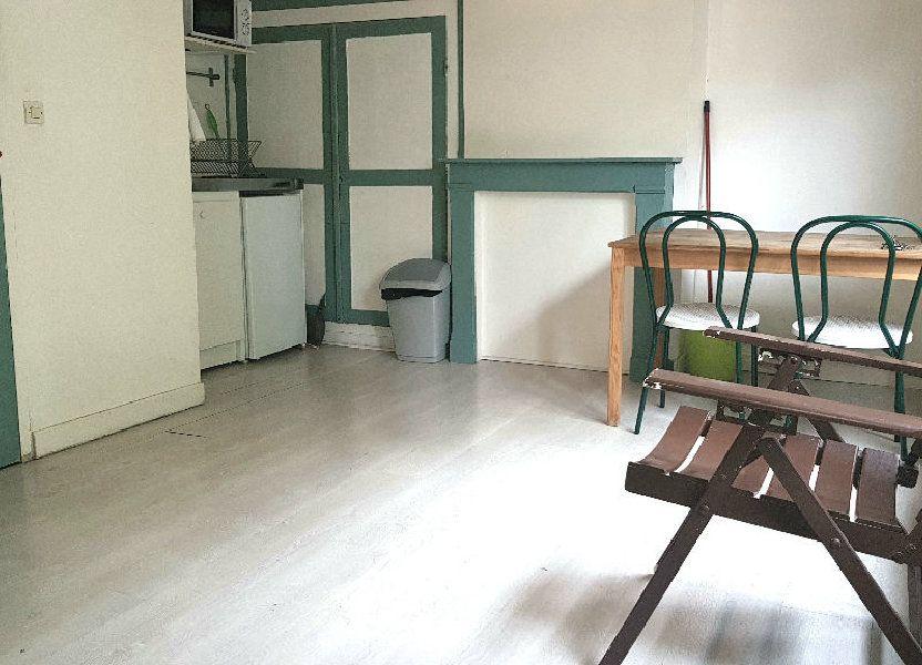 Appartement à louer 20m2 à Lille