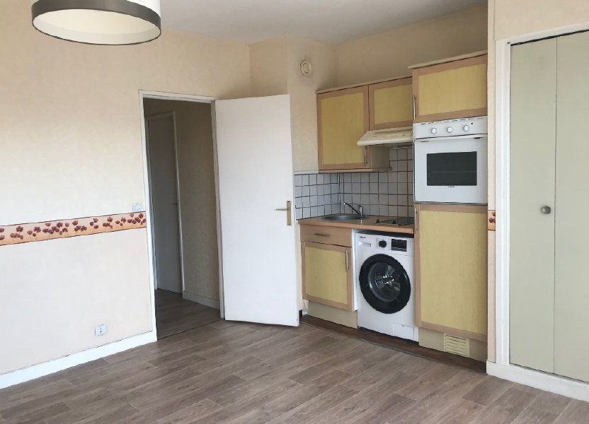 Appartement à louer 38.06m2 à Lille