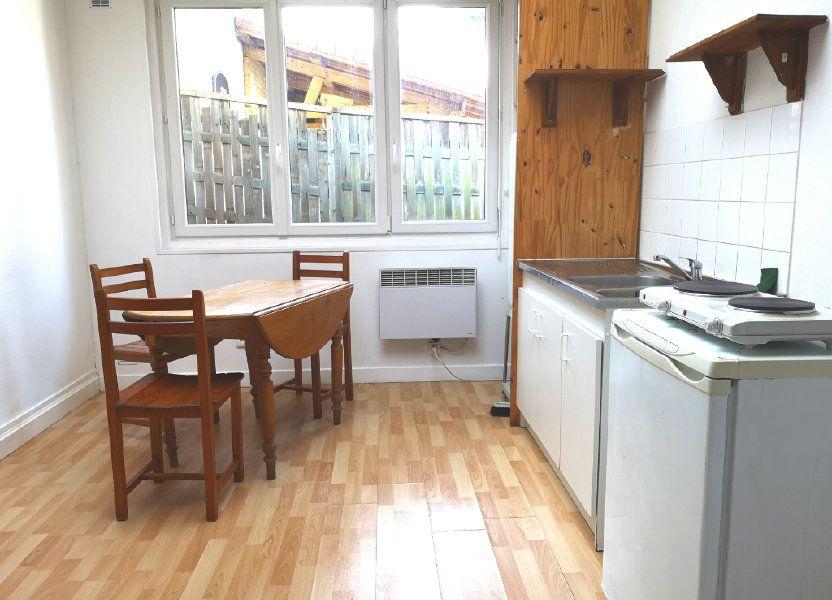 Appartement à louer 32.42m2 à Lille