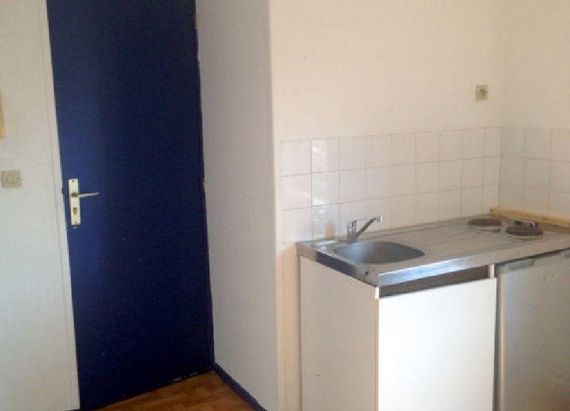 Appartement à louer 11.75m2 à Lille