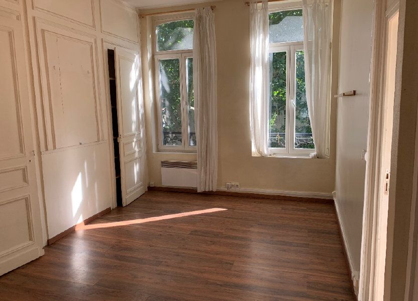 Appartement à louer 35.01m2 à Lille
