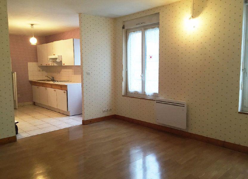 Appartement à louer 52m2 à Mortagne-au-Perche